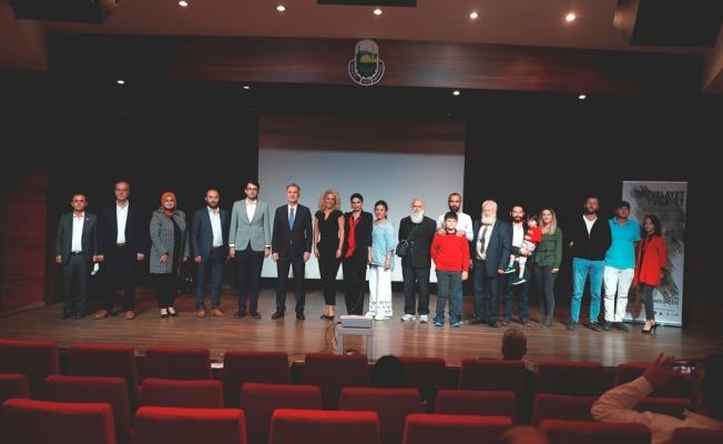 Yedi Velayet 7 Vilayet Kısa Film Festivali Galası İnegöl'de Yapıldı