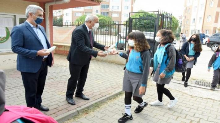 Yenişehir'de Her Şey Yüz Yüze Eğitim İçin