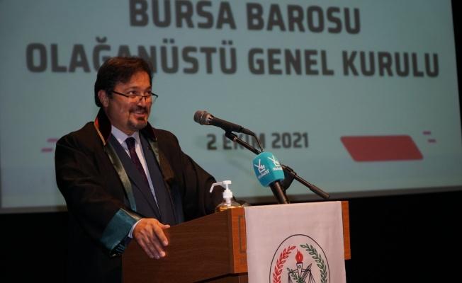 Bursa Barosu'nda seçim günü