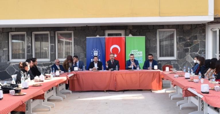 Bursa'da üniversiteliye barınma desteği