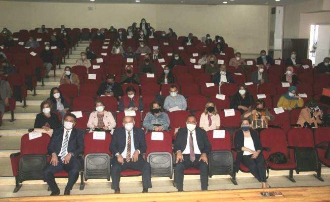 Bursa'da kantin denetçilerine eğitim