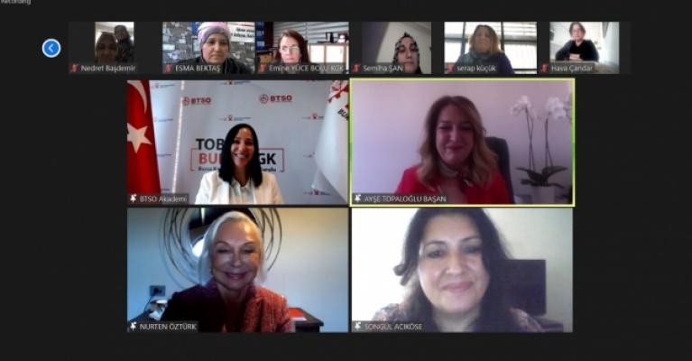 KGK'dan Kadın Kooperatiflerine Eğitim Desteği