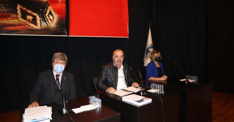 Mudanya Belediyesi'nin 2022 Yılı Bütçesi belli oldu