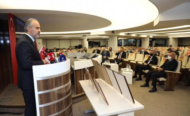 Türkiye Sağlıklı Kentler Birliği'nin Ankara Ofisi açıldı