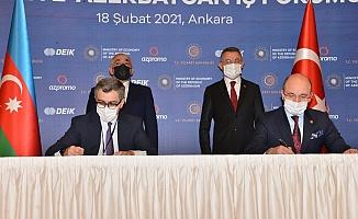 BTSO'dan Kardeş Ülke Azerbaycan ile İşbirliği Protokolü