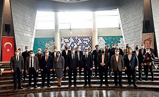 Bulgaristan Heyeti, Fetih Müzesi'ne Hayran Kaldı
