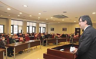 Bursa'da İlçe Müdürleri Toplantısı Gerçekleşti