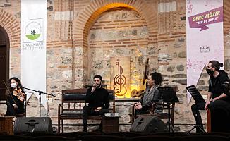 Osmangazi'de 'Genç Müzik' Zamanı