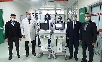 Türk Kızılay'dan Gemlik Devlet Hastanesi'ne Önemli Destek