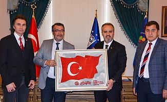 Aktaş: BUTTİM, Bursa'ya Değer Katıyor