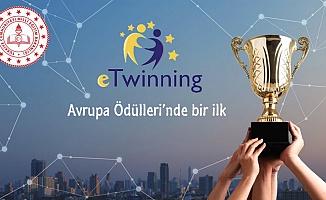 Bursa'dan 2 Öğretmene Etwinning 2021 Avrupa Özel Ödülü