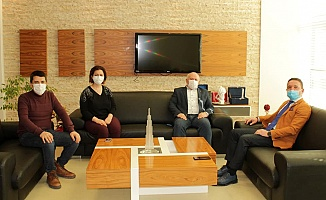 Deprem Haftasında Ödünç'ten İMO'ya Ziyaret