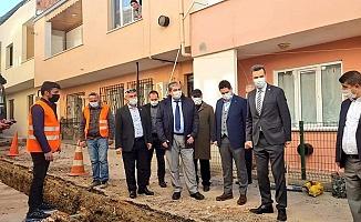 Esgin: AK Parti'li Belediyeler çalışıyor