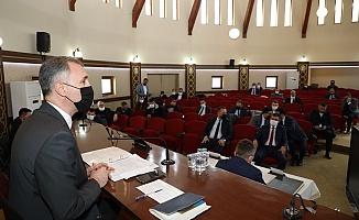 İnegöl Belediyesi Mart Ayı Meclis Toplantısı Yapıldı