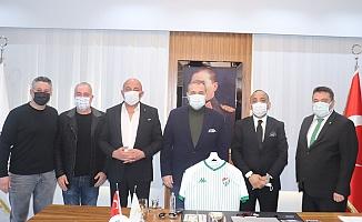 Referans Grup, Boluspor Deplasmanının Sponsoru Oldu