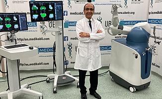 Ameliyatlarda Robotik Dönem…