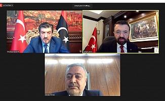 BTSO'da 'Libya Pazarı ve Ticaret İmkanları' Webinarı