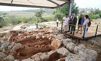Gölyazı arkeolojik kazılarına tam destek