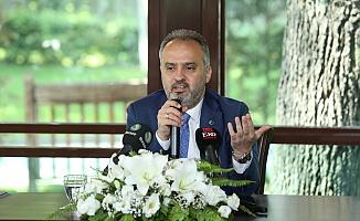 Başkan Aktaş: Bursaspor'a hiçbir kötülük yapmadım