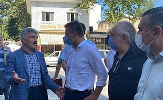 Sarıbal: Çiftçiler derhal serbest bırakılsın!