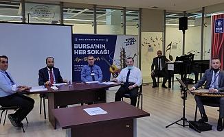 Bursa'da orkestrada sınav heyecanı