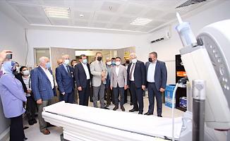 Cüneyt Yıldız Hastanesi Tomografi Cihazına Kavuştu