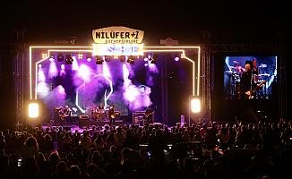 Nilüfer +1 Güz Konserleri'nden Unutulmayacak Kapanış