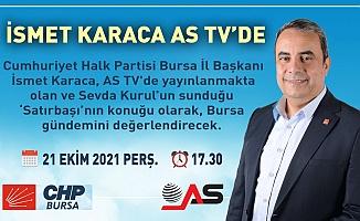 CHP Bursa İl Başkanı Karaca'dan hodri meydan