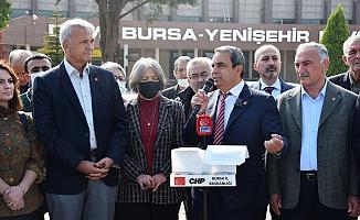 Karaca'dan çağrı: Yenişehir Havaalanı canlandırılsın!
