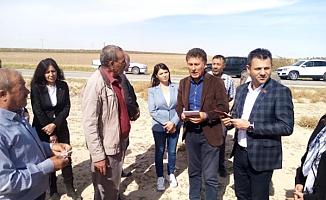 Sarıbal: Çiftçiyi açıkta bıraktılar