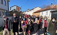 CHP#039;lilerden Kirazlıyayla#039;ya dayanışma ziyareti