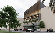 Gürsu'ya yeni Kültür Merkezi