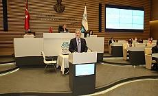 Nilüfer Belediye Meclisi'nde komisyonlar belirlendi