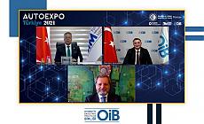 Auto Expo Türkiye-Avrupa Dijital Fuarı açıldı