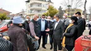 CHP'den İznik'e Çıkarma
