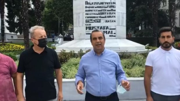 Bursa'daki çirkin saldırıya başkan Karaca'dan sert tepki